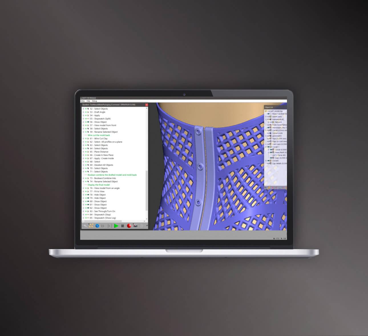 Software de diseño 3D