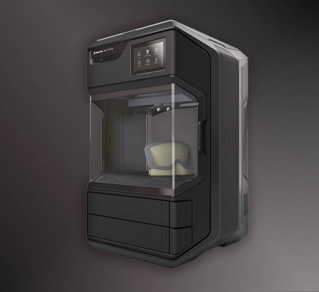 Impresora 3D Methif Fiber Carbon