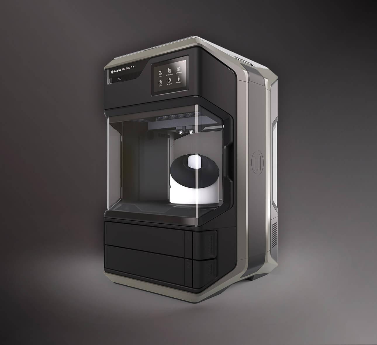 Impresora 3D industrial Method X