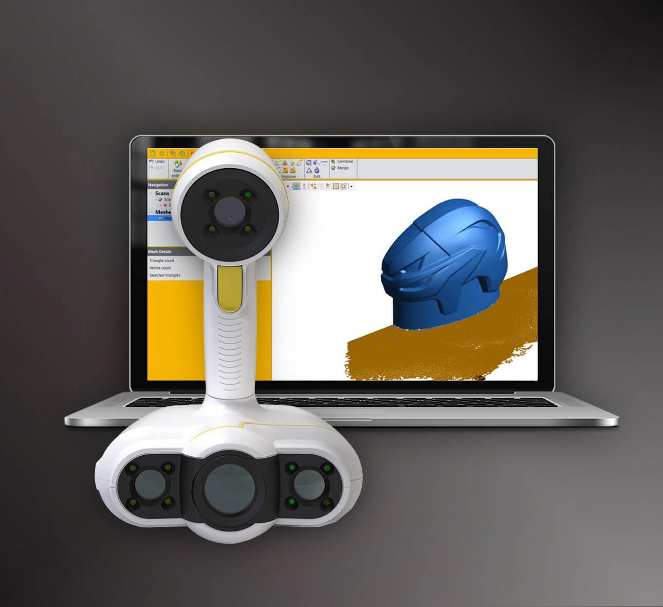 Escaner 3D peel 2