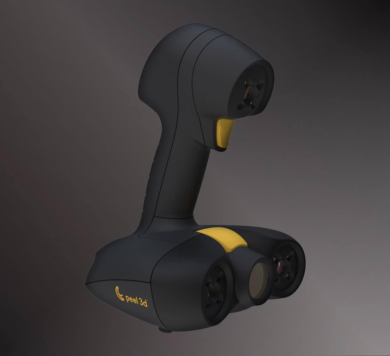 Escaner 3D Peel 2 CAD S