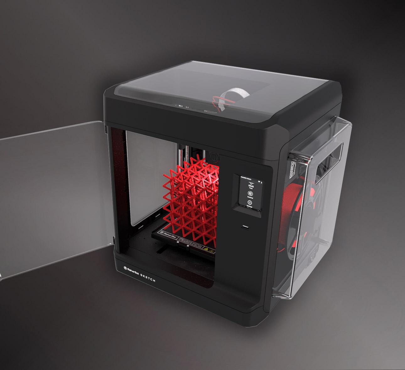 Impresora 3D Sketch para educación