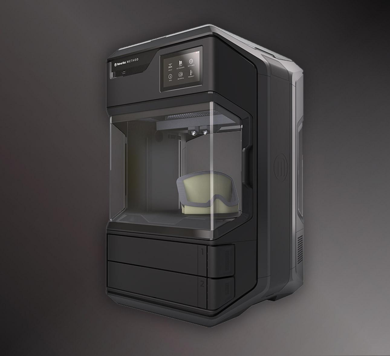 Impresora industrial 3D Method