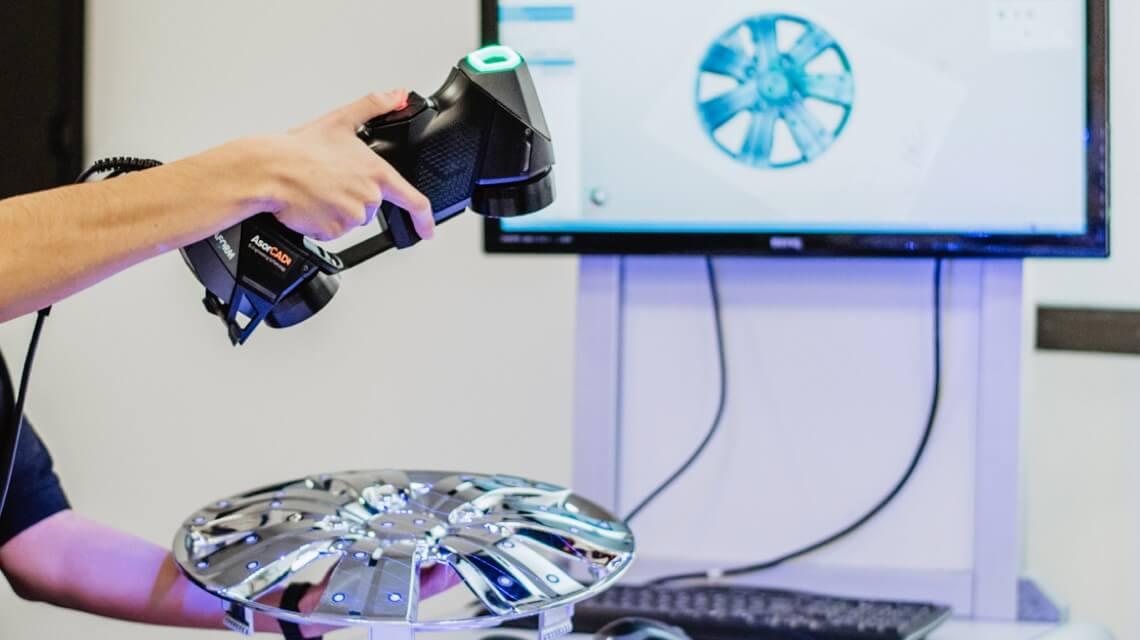 Escaneado 3D
