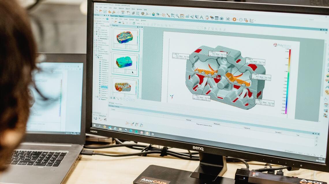 Diseño 3D/CAM