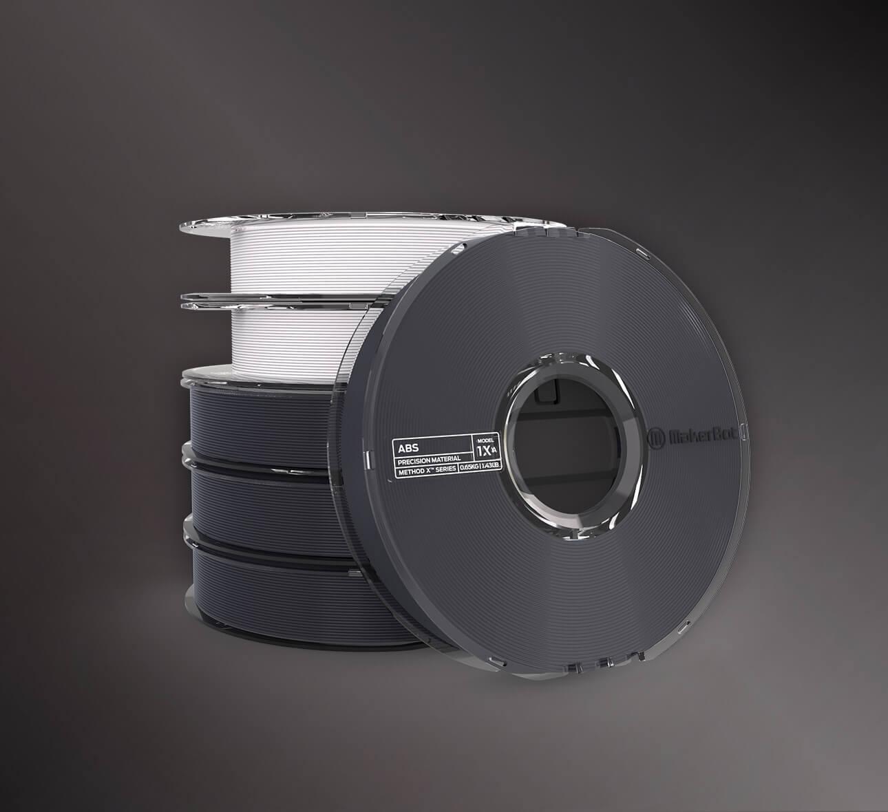 filamento impresión 3D ABS