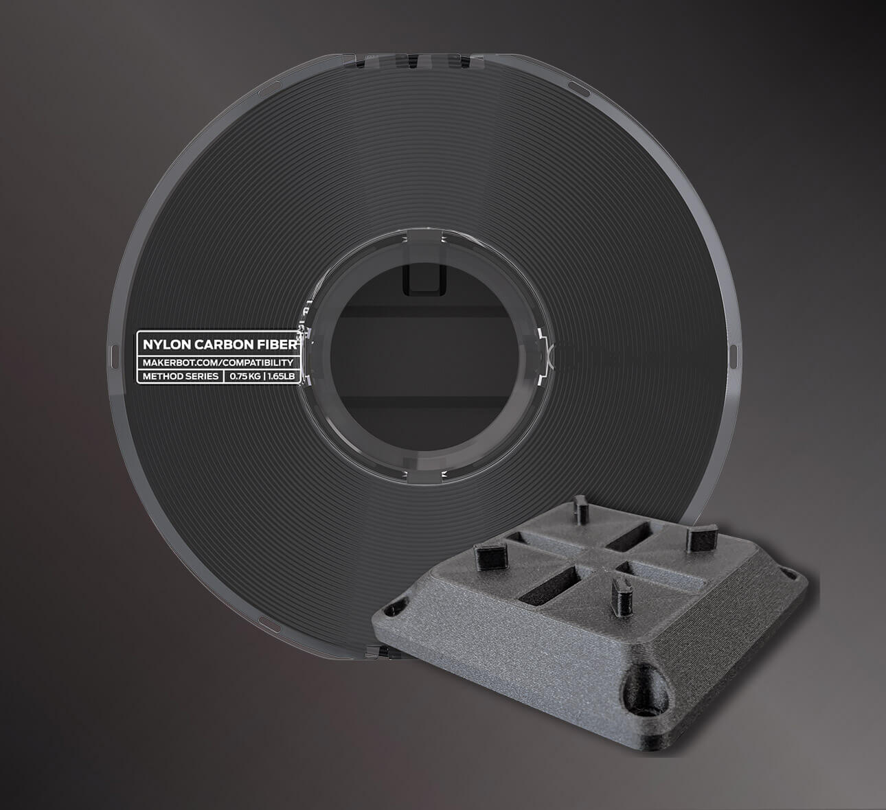 Imprimir Nylon Carbon Fiber